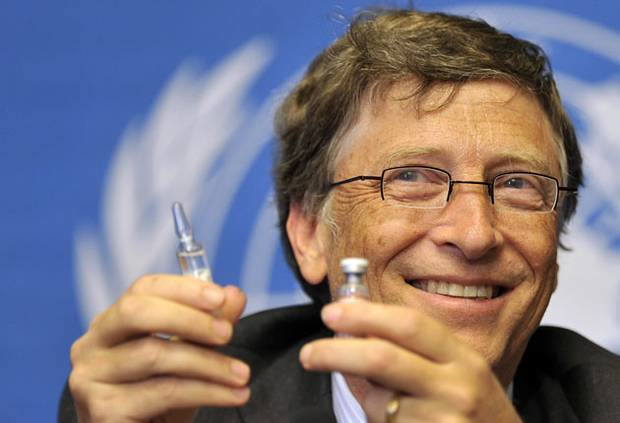 Bill Gates Says Polio Will Be Eradicated in 2017 | Healthcare Packaging