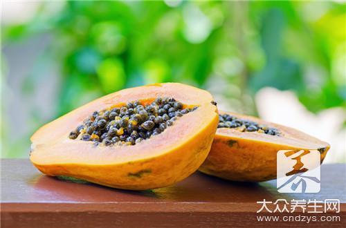 木瓜子的功效與作用有哪些? - 康途健康百科