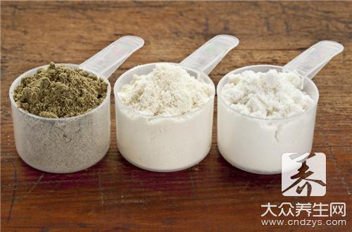 蛋白粉的功效與作用,這些你知道嗎? - 康途健康百科
