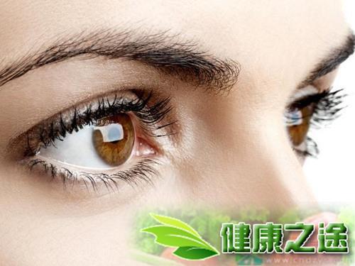 眼睛白眼球上有黑點的介紹 - 康途健康百科