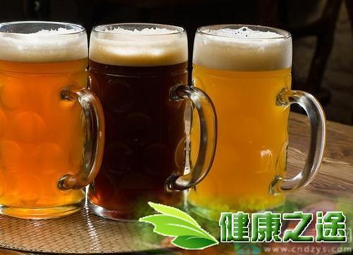 喝啤酒頭痛的原因 - 康途健康百科