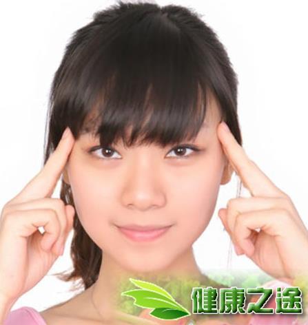 怎樣瘦臉最快最有效 面部按摩手法圖解 - 康途健康百科