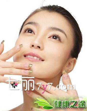按摩瘦臉的最快方法 教你淋巴排毒按摩手法 - 康途健康百科