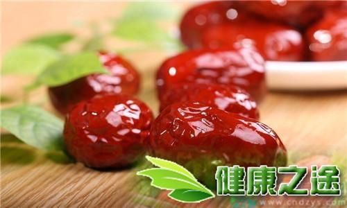 吃大棗有什麼好處 紅棗的5種最佳吃法 - 康途健康百科