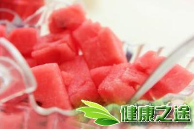 中醫解讀西瓜的營養價值 - 康途健康百科