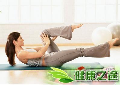 六運動輕松快速燃脂 仰臥起坐快速瘦肚子 - 康途健康百科
