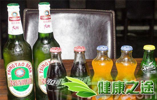 啤酒加可樂喝了會怎麼樣 啤酒可樂別亂混著喝 - 康途健康百科