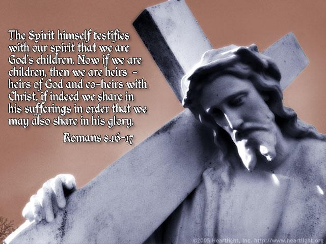 Romans 8:16-17 (73 kb)