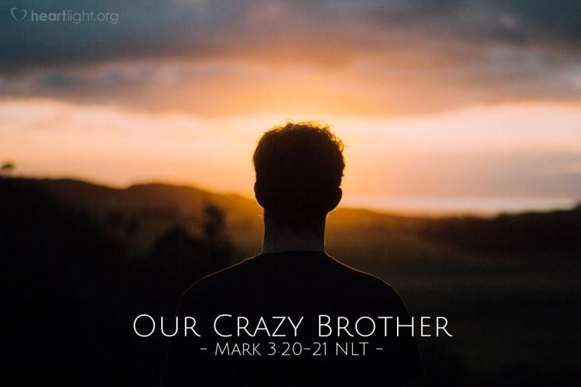 Hasil gambar untuk mark 3:20-21