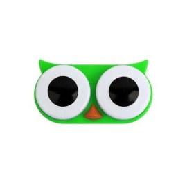 Arkadaşa Tatlı Hediye Baykuş Lens Kutusu