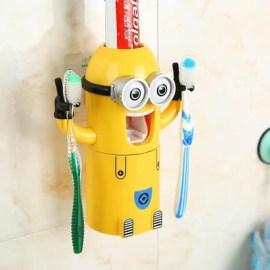 Dişçilere Hediye Diş Macunu Sıkıcı Ve Fırça Seti