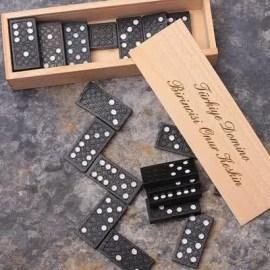 Sevdiklerinize Özel Hediye Domino Seti