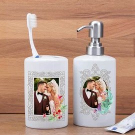 Yeni Evli Çiftlere Ev Hediyesi Sabun Seti