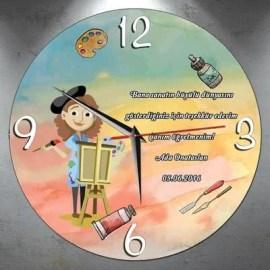 Bebeğe Özel Hediye Duvar Saati