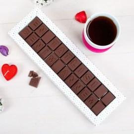 Anneler Günü İçin Özel Çikolata Kutusu