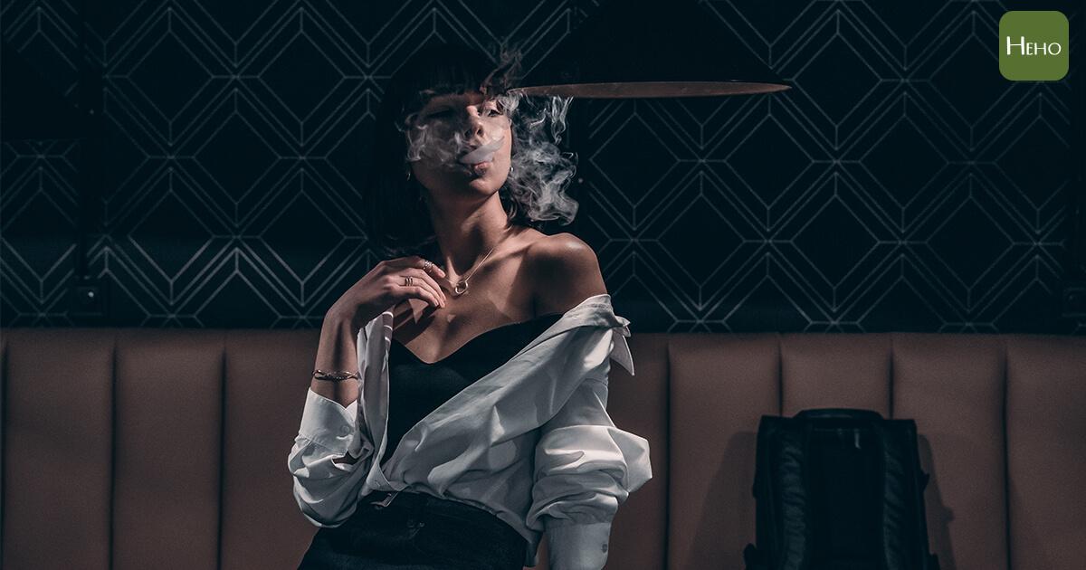 一口煙在體內旅行,危害多少器官?