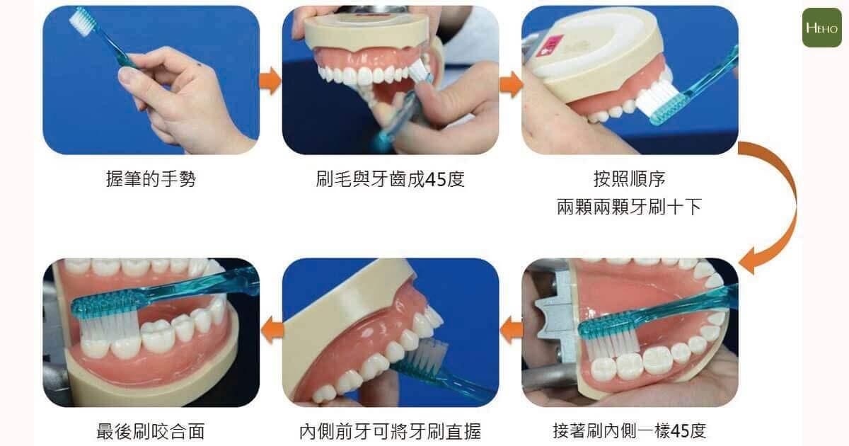 牙周健康要顧好 4步驟遠離「無牙」之苦 | Heho健康
