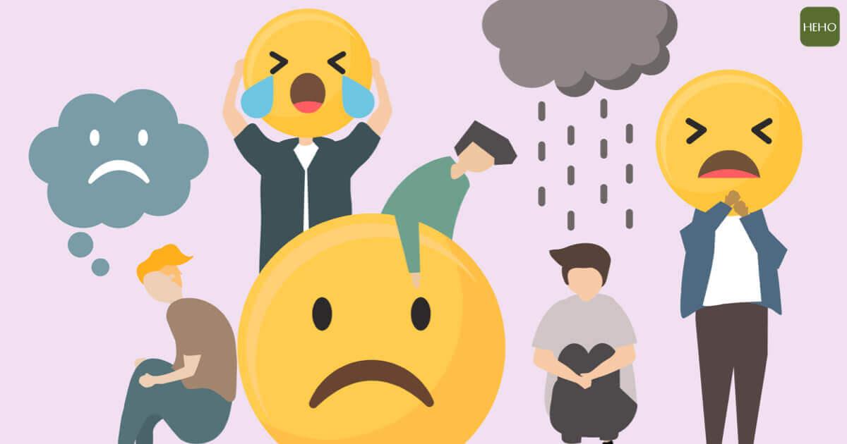 對於低落情緒會怎麼處理?一次解答 3 種常見迷思 | 蕃新聞