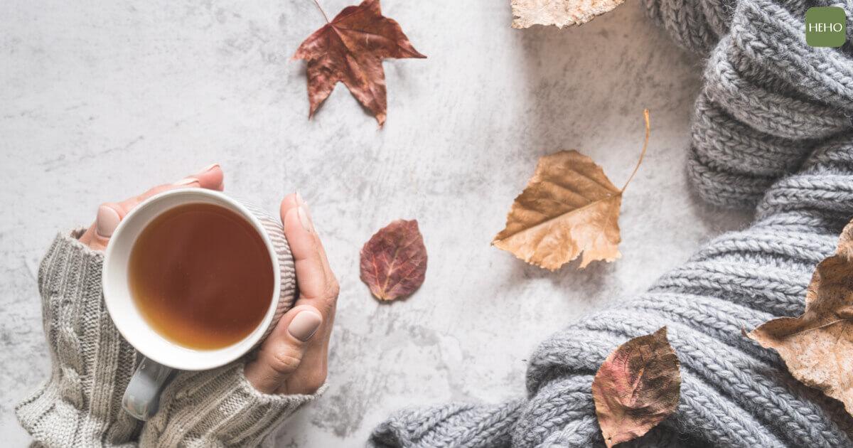 冷氣團襲臺還帶來雨勢!喝「發熱茶」能夠快速驅除寒氣   Heho健康