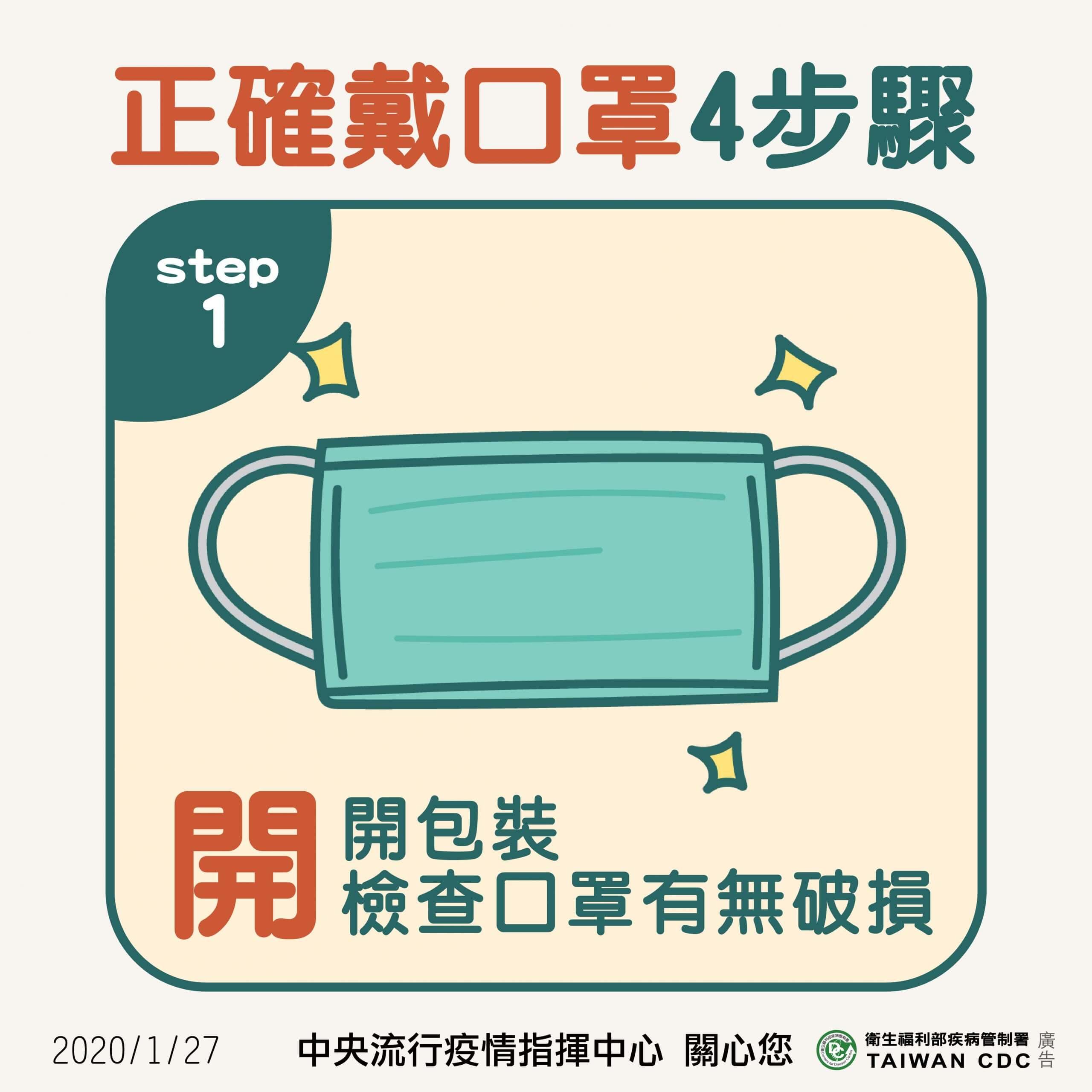 防流感,肺炎先戴對口罩!一次看懂挑選,配戴,丟棄 3 大重點 | Heho健康
