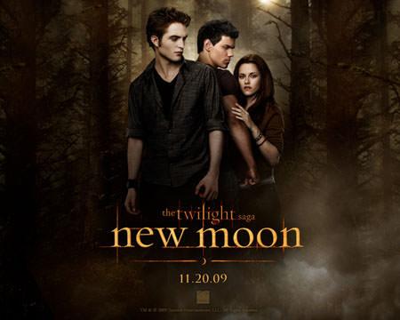 暮光之城2:新月再看一遍的原因是…