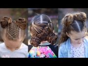 cute little girl hairstyle tutorials