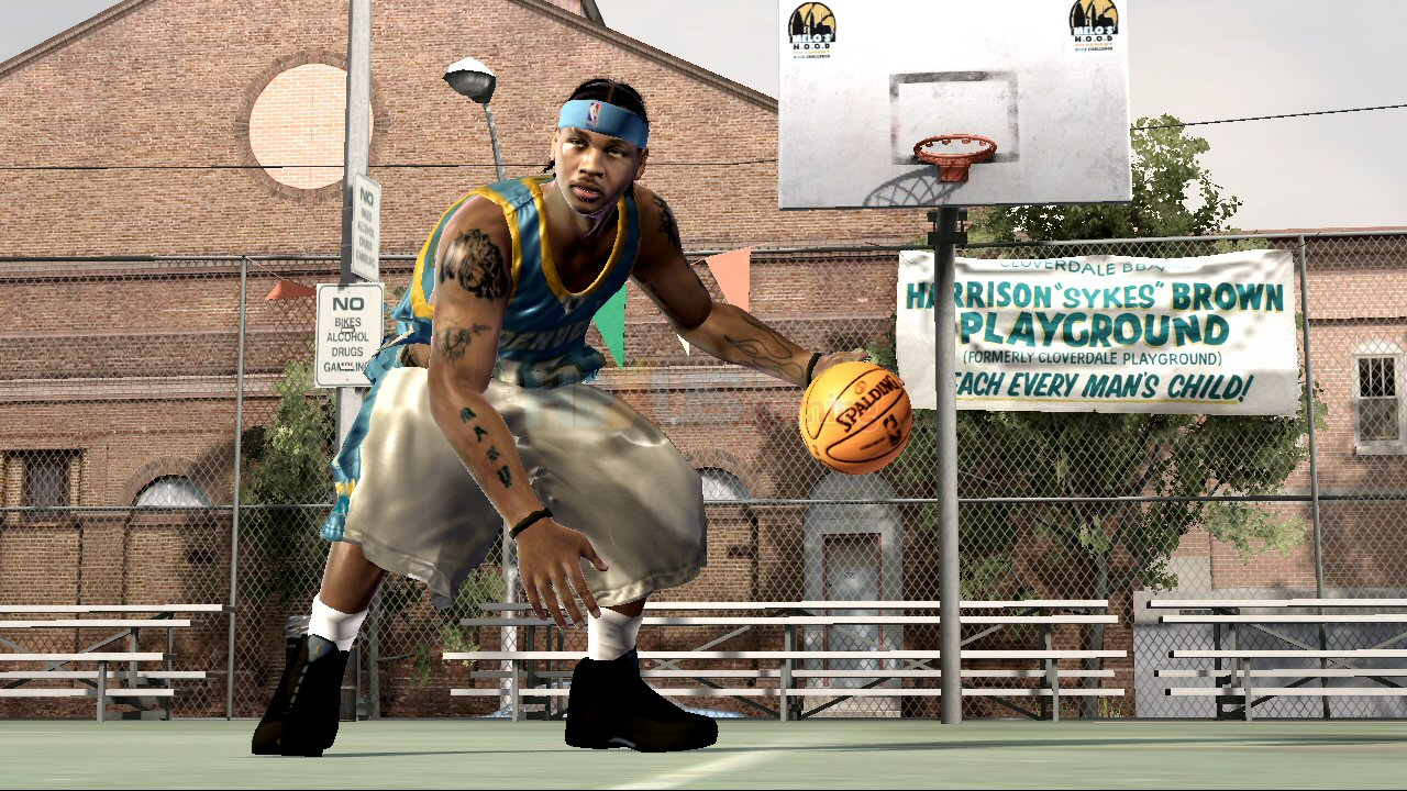 Review NBA Street Homecourt Xbox 360 Xbox 360