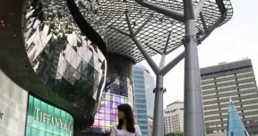 [旅行] 新加坡親子自由行烏節路ION Orchard購物中心之如果在購物天堂烏節路只能逛一個mall大推精選