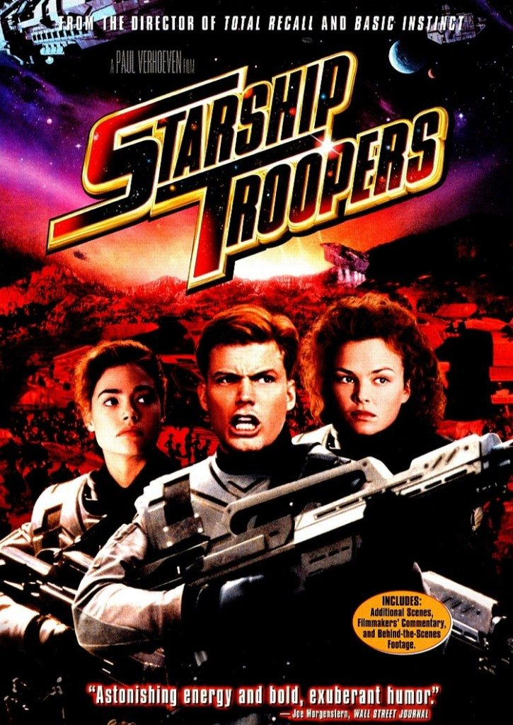 Starship Troopers 1997 In Hindi Full Movie Watch