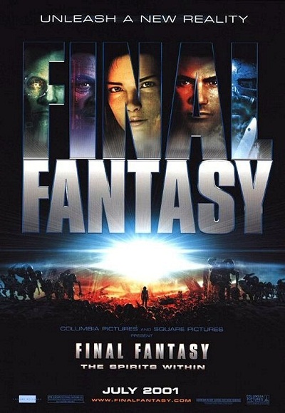 Final Fantasy The Spirits Within 2001 In Hindi Full