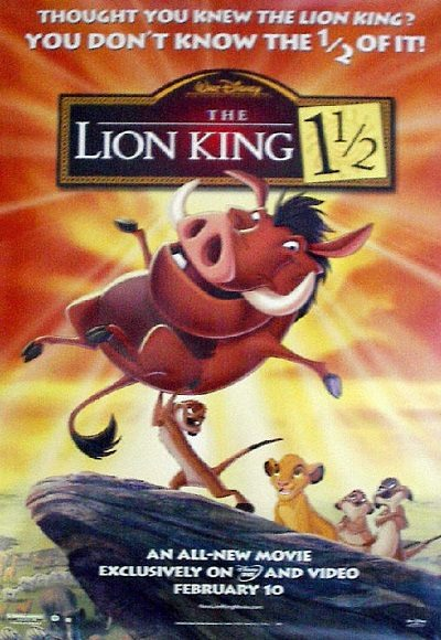 watch the lion king movie free online