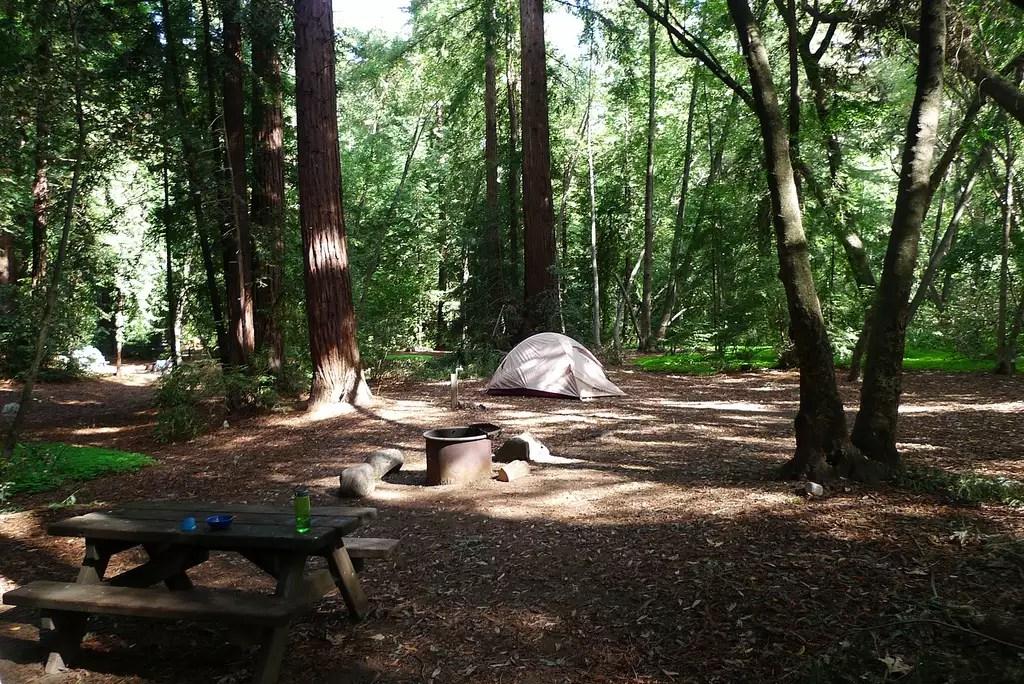 Big Sur Campground
