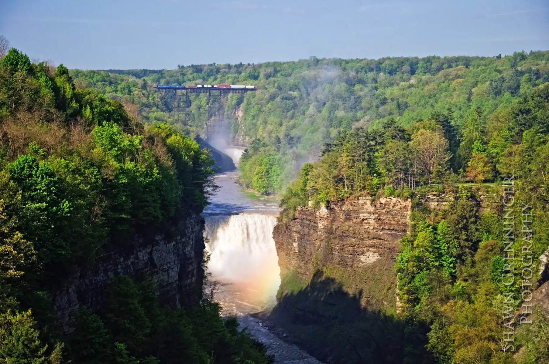 Letchworth State Park camping