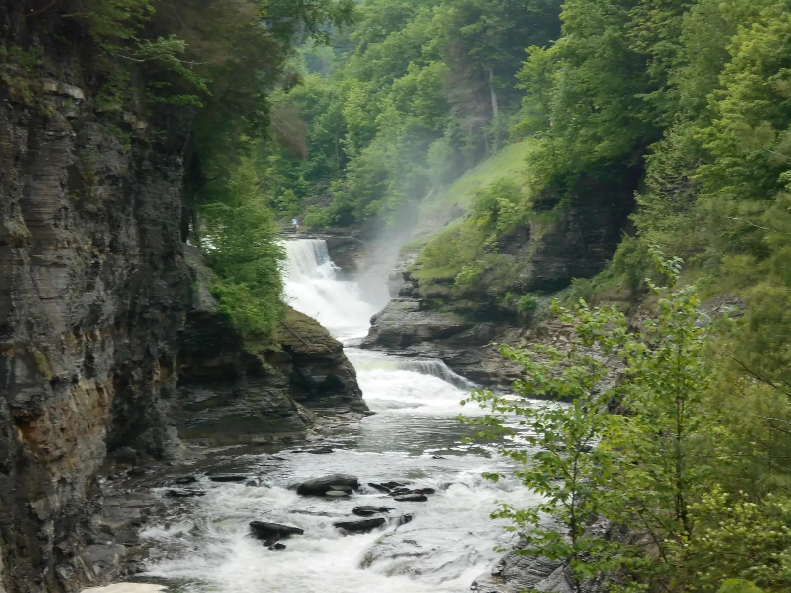Letchworth State Park Campground Letchworth NY 3