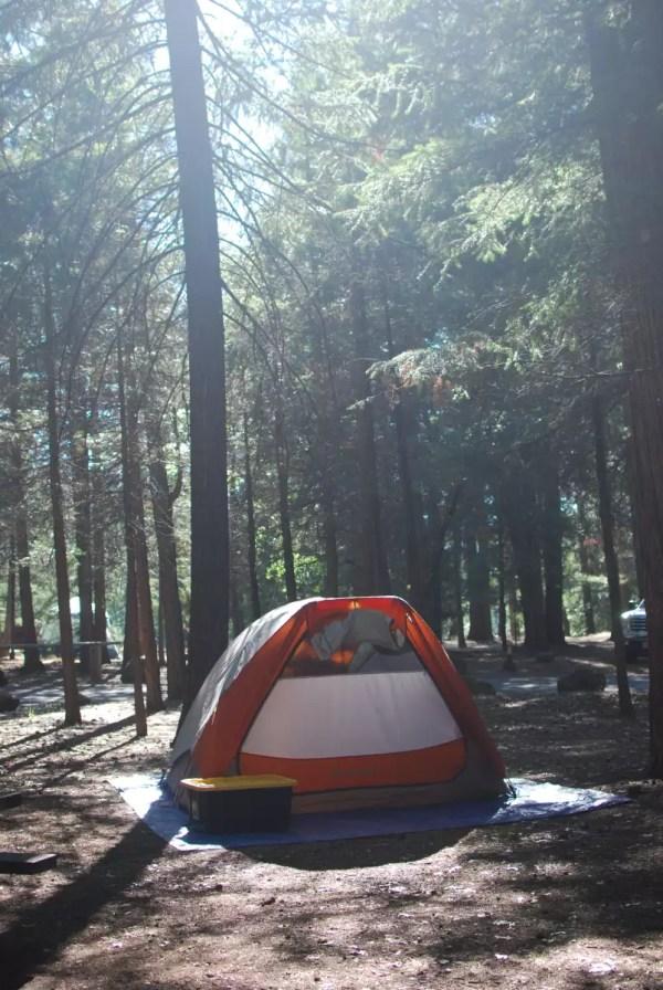 McArthurBurney Falls Memorial State Park camping