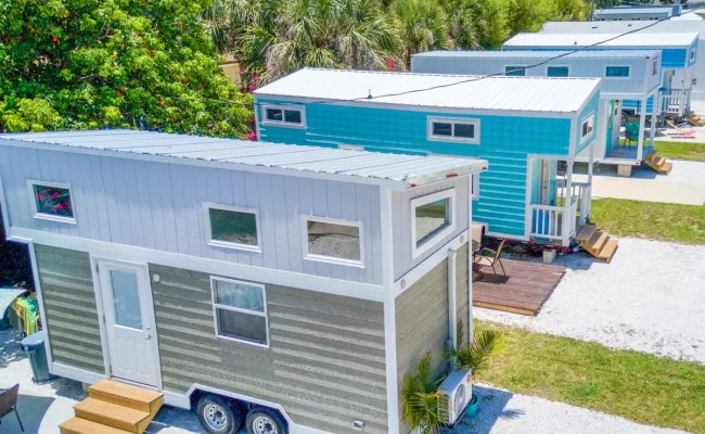 Tiny House Amy With Free Wifi Tiny House Siesta Fl 1