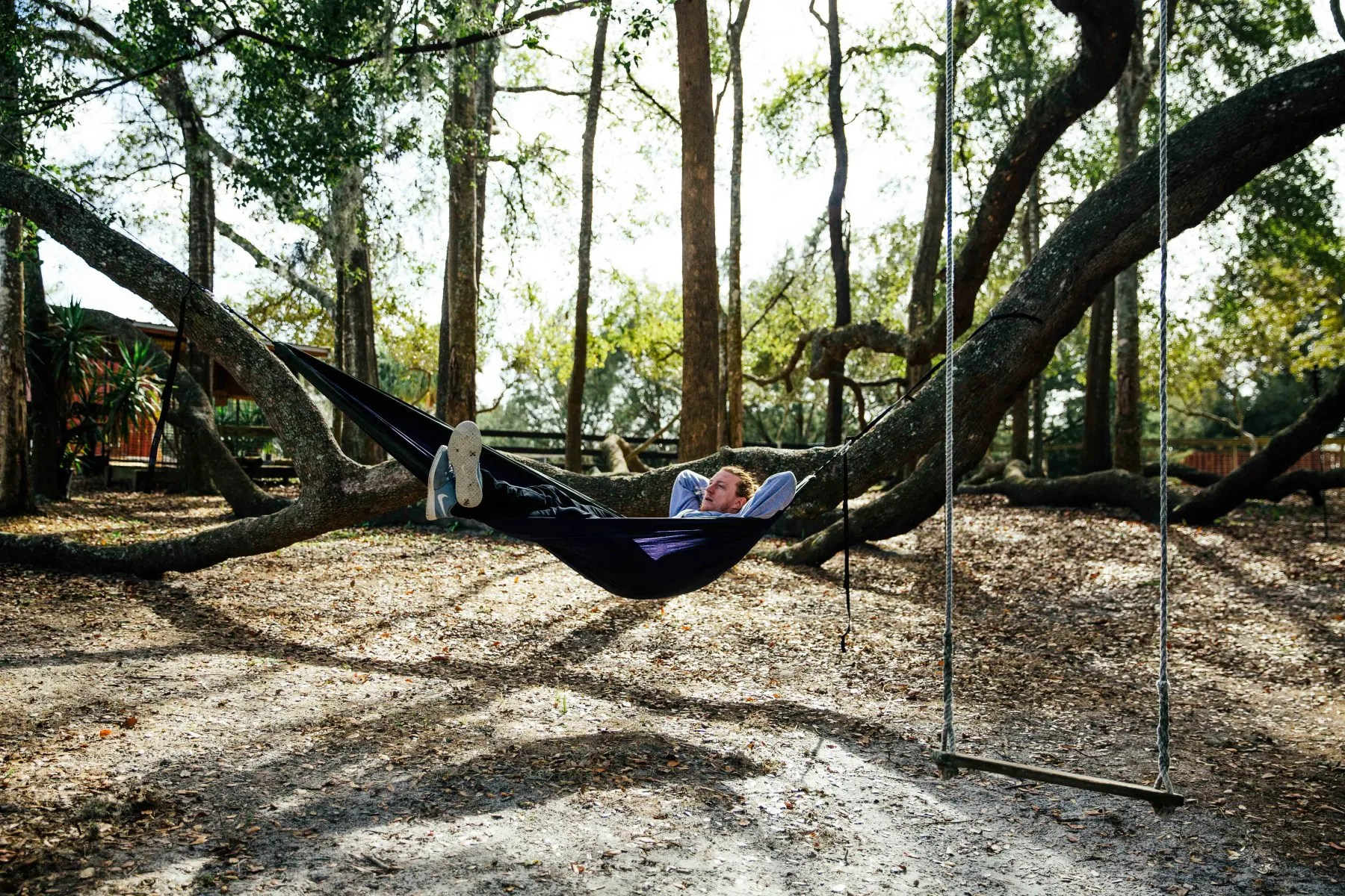 Two Hawk Hammock Two Hawk Hammock Fl 1 Hipcamper Review