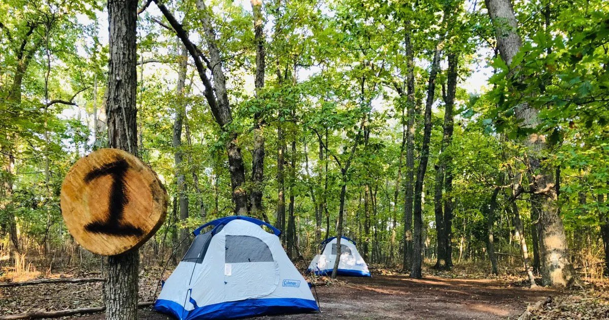 camping in new jersey