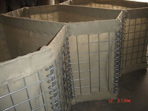 Hesco Blast Barrier from China manufacturer  Hebei Yuntao