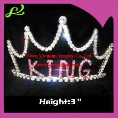 king pageant crown for