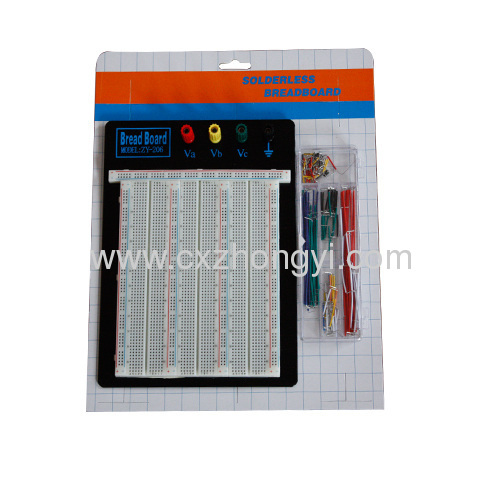 With Wire Gt 2390 Points Printed Circuit Board And Jumper Wire Box