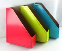 colored easy paper file holder from China manufacturer