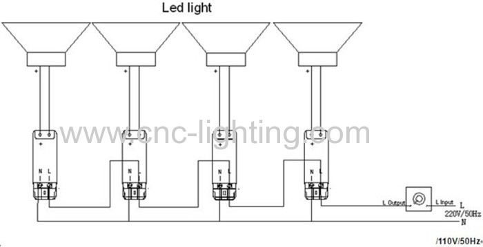 Installing Recessed Lighting Wiring Diagram, Installing