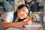 頭條日報 頭條網 - 《某日某月》扮學生妹 湯怡與20歲原島拍拖無代溝