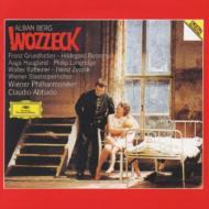 ベルク/Wozzeck: Abbado / Vpo Grundheber Behrens Raffeiner Langridge