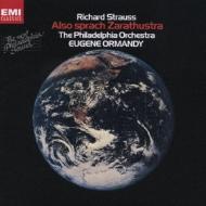 『ツァラトゥストラはかく語りき』 オーマンディ&フィラデルフィア管弦楽団 : シュトラウス,リヒャルト ...