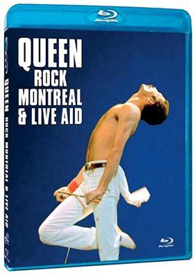 Rock Montreal & Live Aid : QUEEN   HMV&BOOKS online - EVBRD333159