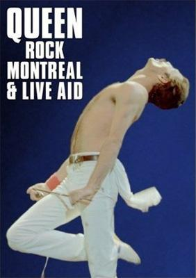 Rock Montreal & Live Aid : QUEEN   HMV&BOOKS online - 30228