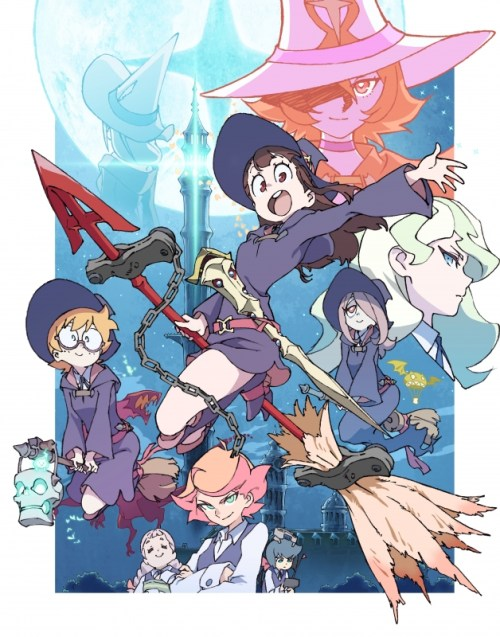 「Little Witch Academia」の画像検索結果