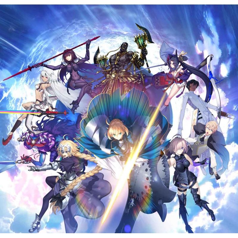 Fate/Grand Order Original Soundtrack I   HMV&BOOKS online - SVWC-70248/50